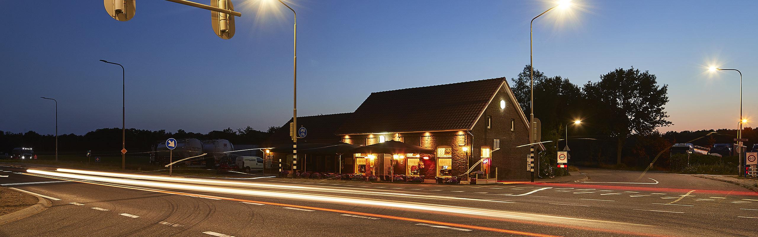 Contact en routebeschrijving naar de Pleisterplaats in Kessel-Eik aan de Napoleonsweg